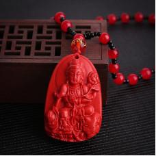 """AK008-2 Амулет """"Восемь покровителей"""" Будда, для родившихся в год дракона и змеи"""