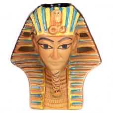 ARL001 Аромалампа Фараон 13х11,5х9см, керамика, ручная роспись