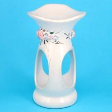 ARL005 Аромалампа Беседка 14х7,5см, керамика, ручная роспись