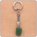BK005 Брелок с натуральным камнем Нефрит
