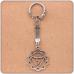 BK026 Брелок Манипура чакра, металл