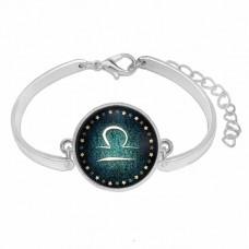 BS264-02 Металлический браслет Знаки Зодиака - Весы