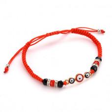BS301-2 Красный браслет От сглаза
