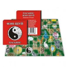 KG11127 Пасьянс Фэн-шуй 20 карточек