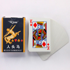 KGC001 Игральные карты 5,6х8,6см