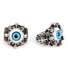 KL013-10 Кольцо Глаз, размер 10