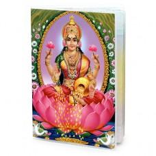 MOB017 Обложка для паспорта Лашми, ПВХ
