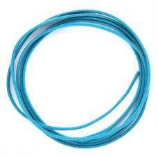 SH004LB Шерстяной шнурок для амулета, цвет голубой
