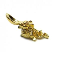 SP-K-19 Кошельковый сувенир Мышка с ложкой