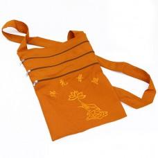 SUMB001 Буддистская сумка 21х29см, хлопок