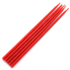 SVM2-R Свеча магическая 18х0,6см, время горения более 35мин., 100% воск, цвет красный