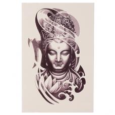 TTF010-46 Временная татуировка Будда