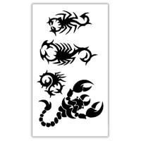 TTWM-099 Временная татуировка Скорпионы