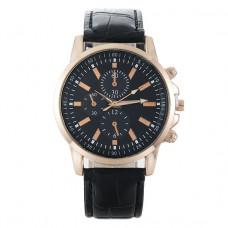 WA027-BK Часы наручные чёрные