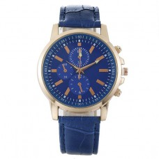 WA027-BL Часы наручные синие