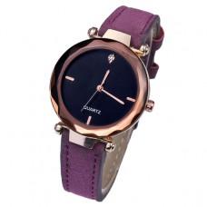 WA030-PU Часы наручные сиреневые
