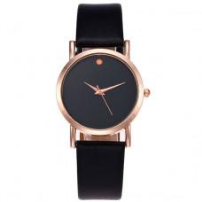 WA031-BK Часы наручные черные