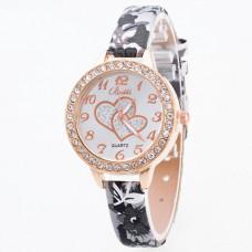 WA040-1 Часы наручные Сердечки 1