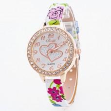 WA040-2 Часы наручные Сердечки 2