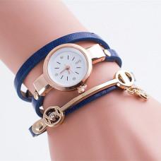 WA045-BL Часы - браслет, цвет синий