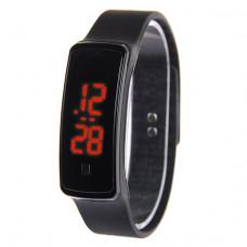 WA050 Часы наручные электронные с яркими красными светодиодами